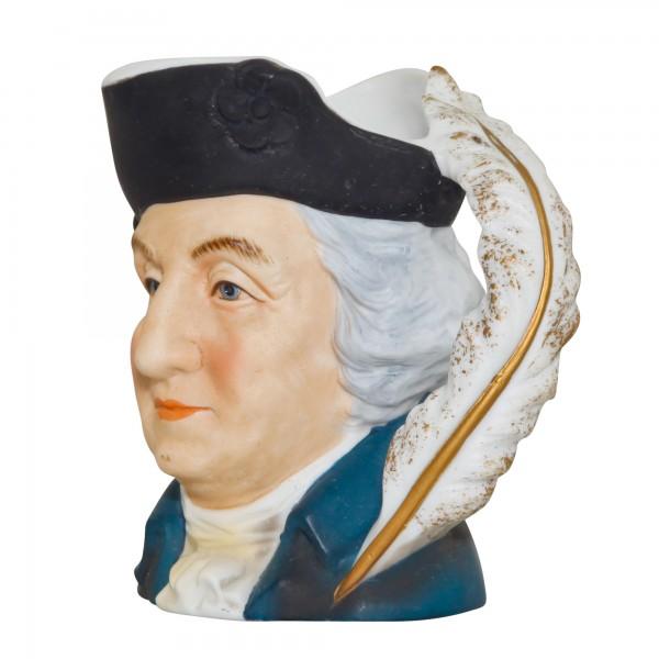 George Washington Small Character Jug