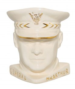 General MacArthur Small Character Jug