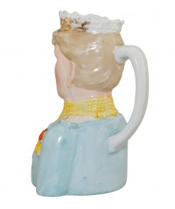 H.M. Queen Mary Toby Jug