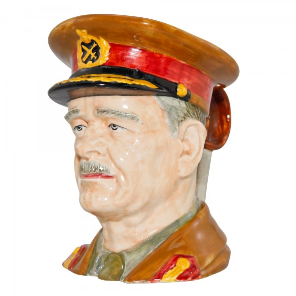 General Sir Archibald Wavell Character Jug (Mid Size)