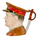 General Sir Archibald Wavell Character Jug (Mid Size) 3
