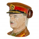 General Sir Archibald Wavell Small Character Jug 2