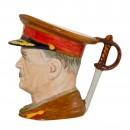 General Sir Archibald Wavell Small Character Jug 3