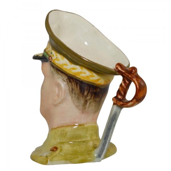 General Douglas MacArthur Miniature Character Jug