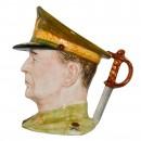 General Douglas MacArthur Character Jug (Mid Size) 3