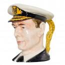 King George VI Character Jug (Mid Size) 2