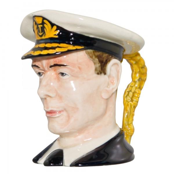 King George VI Character Jug (Mid Size)