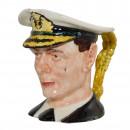 King George VI Small Character Jug 2