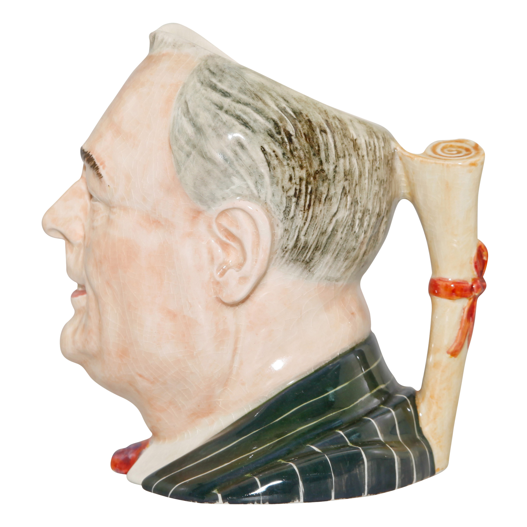 Franklin D. Roosevelt Character Jug (Mid Size)