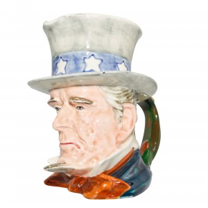Uncle Sam Character Jug (Mid Size)