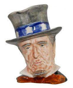 Uncle Sam Small Character Jug