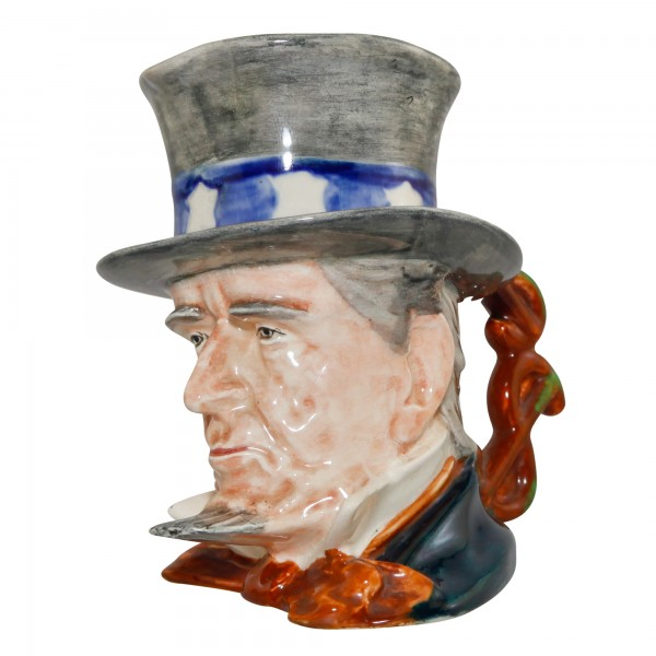 Uncle Sam Small Character Jug