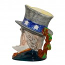 Uncle Sam Small Character Jug 4