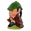 Sherlock Holmes Toby Jug 2