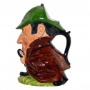 Sherlock Holmes Toby Jug 3