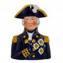 Admiral Lord Nelson Toby Jug
