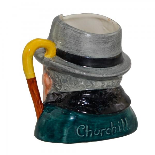 Winston Churchill Small Character Jug
