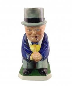 Winston Churchill Toby Jug