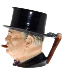 Winston Churchill Large Character Jug