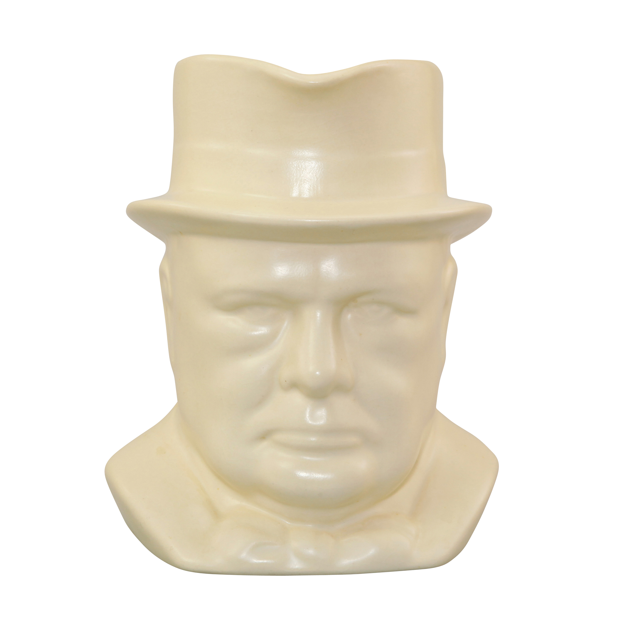 Winston Churchill by F Potts