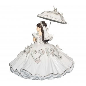 My Gypsy Princess First Communion (Brunette Edition) - English Ladies Company Figurine
