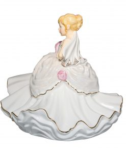 Mini Gypsy Wedding Dreams (Blonde Edition) - English Ladies Company Figurine