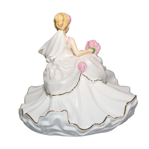 Mini Gypsy Wedding Dreams (Blonde Edition) - English Ladies Company Figurine