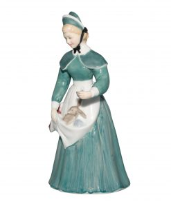 Royal Doulton Prototype Figure of Governess - Royal Doulton Figurine