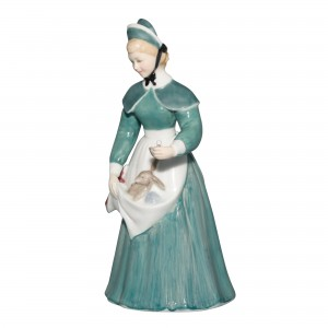 Royal Doulton Prototype Figure of Governess - Royal Doulton Figurine