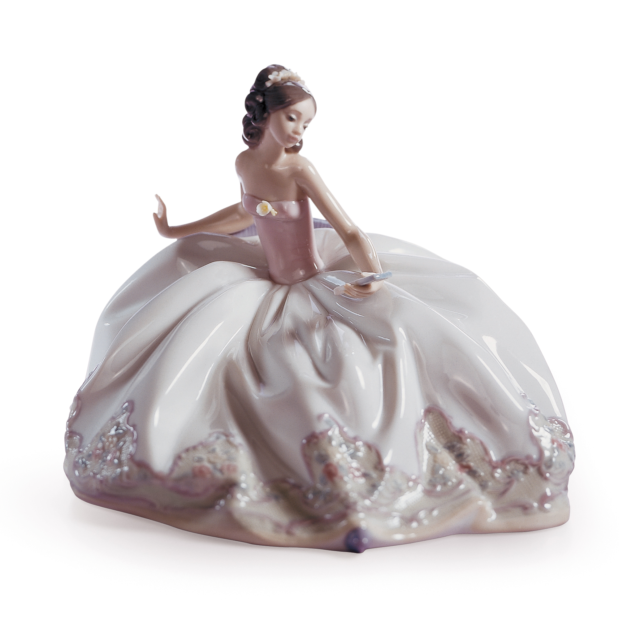 At the Ball 01005859 - Lladro Romanticism