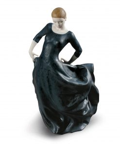 Buleria (Black) 01009182 - Lladro Women