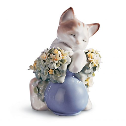 Dreamy Kitten 1006567 - Lladro