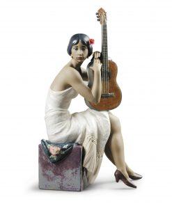 Flamenco Singer 01009177 - Lladro