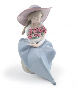 Fragrant Bouquet (Carnations) 1007215 - Lladro Children