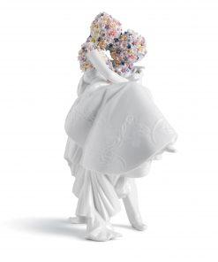 Love II (Blossoms) 1007232 - Lladro Romanticism