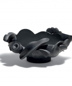 Naturofantastic Centerpiece (Black) 1007965 - Lladro Naturofantastic