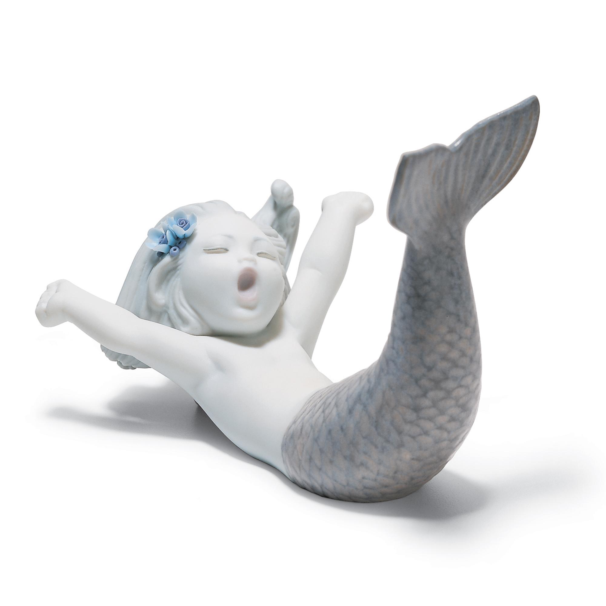 Waking Up at Sea 01008113 - Lladro Fantasy