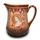 Queen Elizabeth II Coronation Jug (Small)