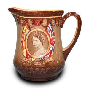 Queen Elizabeth II Coronation Jug (Small)