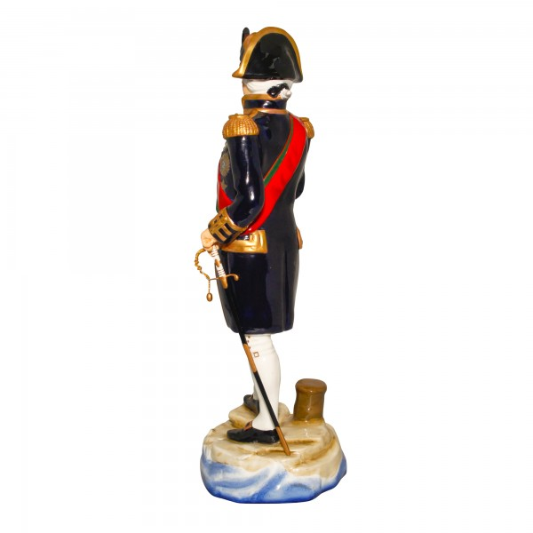 Lord Nelson 1805 Figure