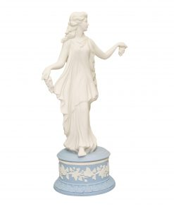 Wedgwood Jasperware Figure