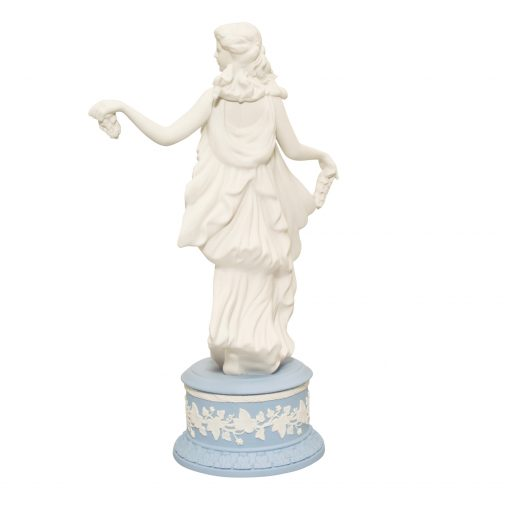 "Wedgwood Jasperware Figure ""Vine & Berry Spray"""