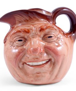John Barleycorn D5327 (Outside Handle) - Large - Royal Doulton Character Jug