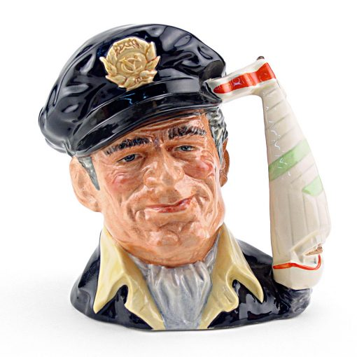 Yachtsman New D6820 - Large - Royal Doulton Character Jug