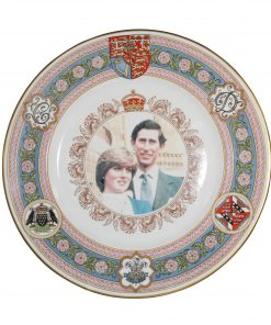 The Duke of Cornwall Marriage Plate