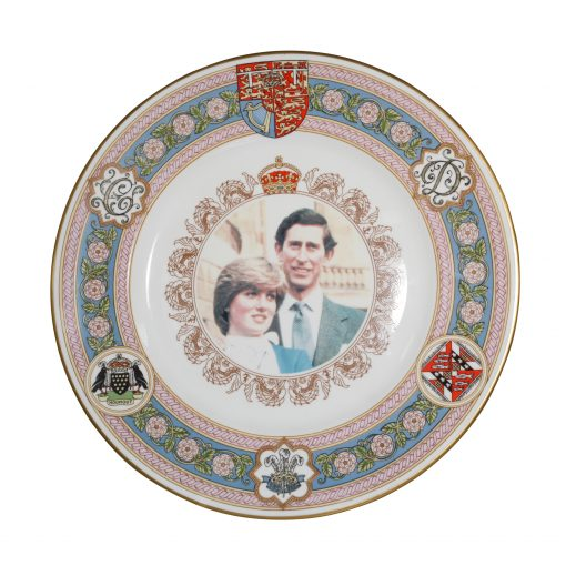 The Duke of Cornwall Marriage Plate