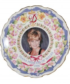 Commemorative Plate - Diana, Princess of Wales