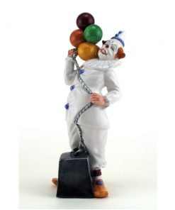 Balloon Clown HN2894 - Royal Doulton Figurine