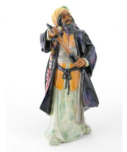 Bluebeard HN2105 - Royal Doulton Figurine