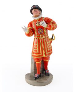 Colonel Fairfax HN2903 - Royal Doulton Figurine